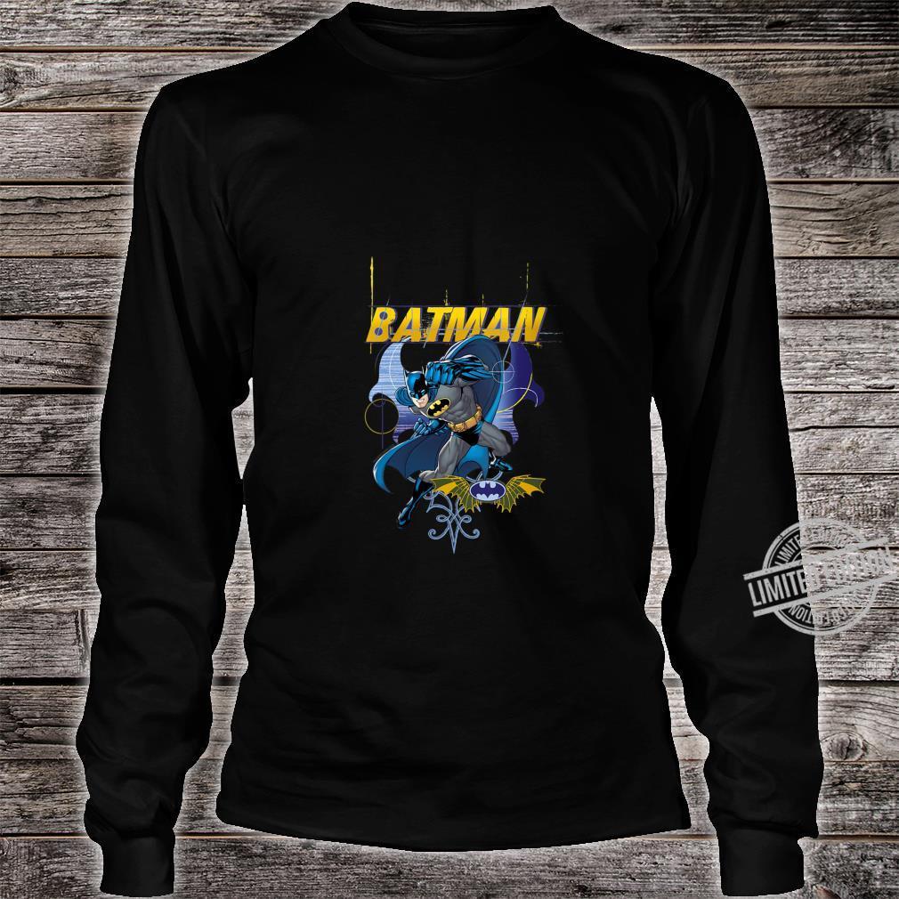 Womens Batman Urban Gothic Shirt long sleeved