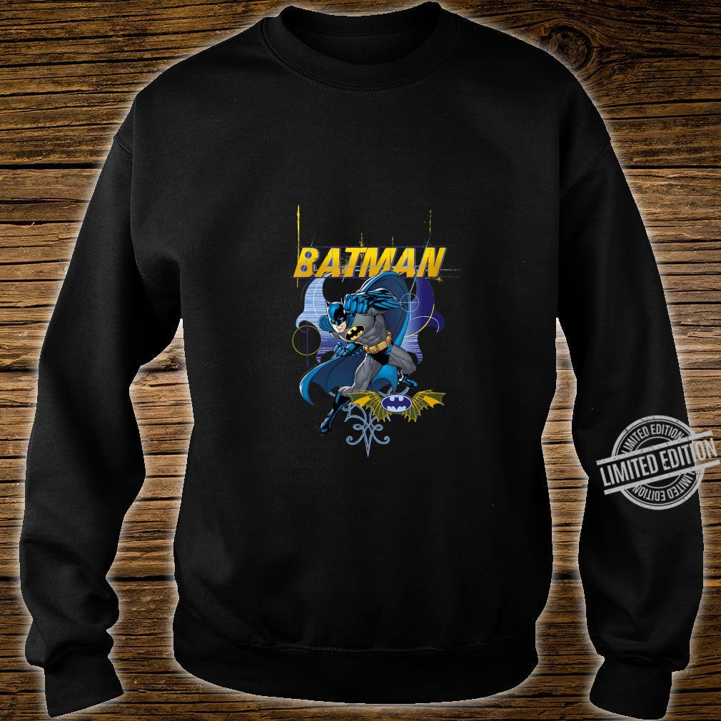 Womens Batman Urban Gothic Shirt sweater