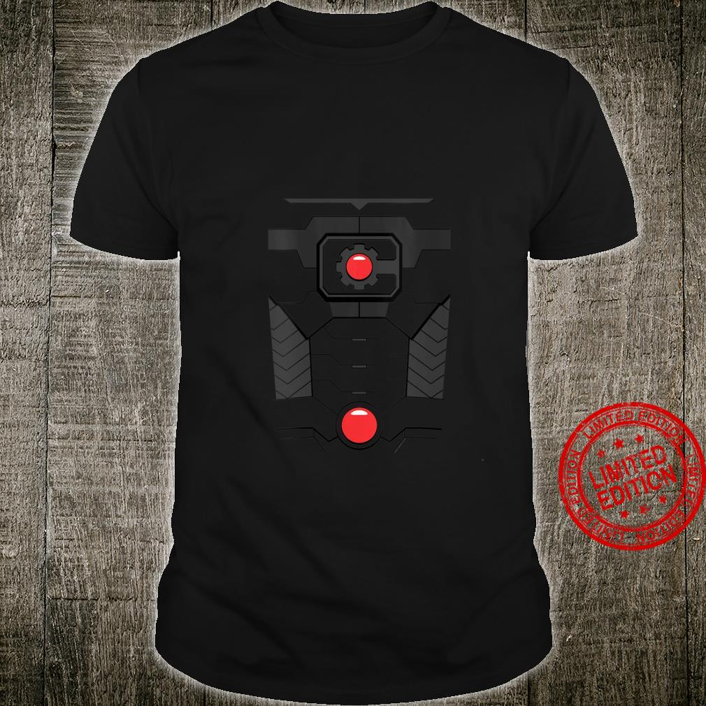 Womens Justice League Cyborg Uniform Shirt