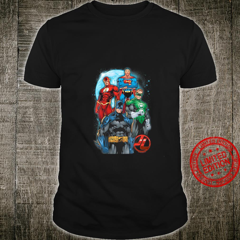 Womens Justice League The Four Shirt