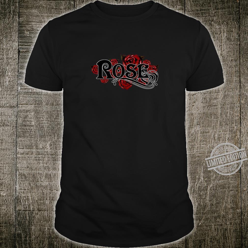 Womens ROSE Shirt